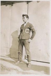 James (Courtland High school)