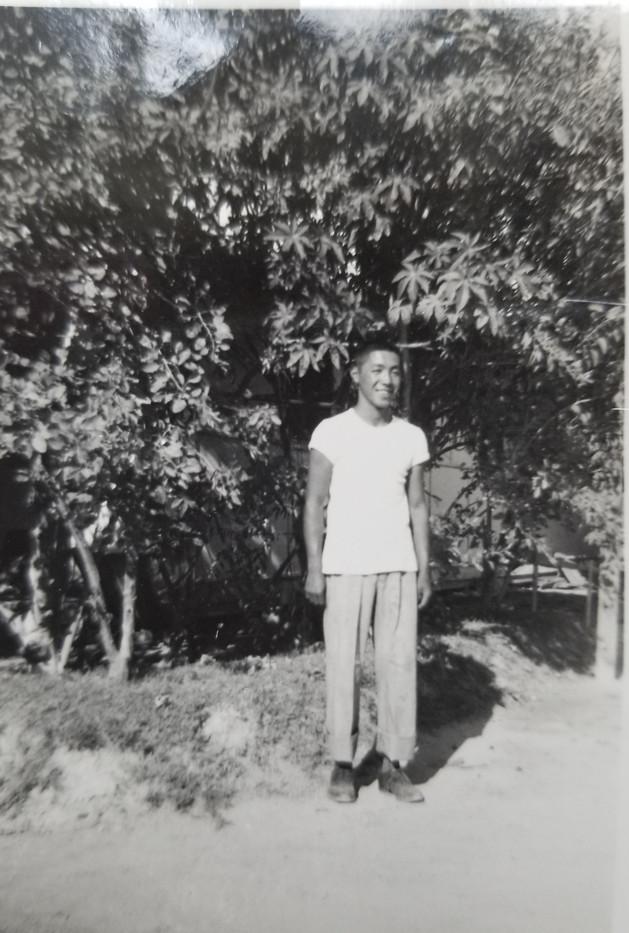 Sam (Isamu) (ca. 1946)