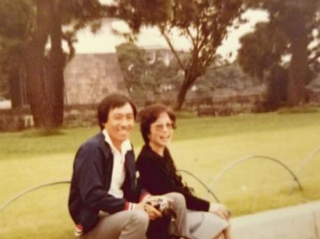 Richard and Gayle Itaya