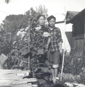 Mumeno with Jane