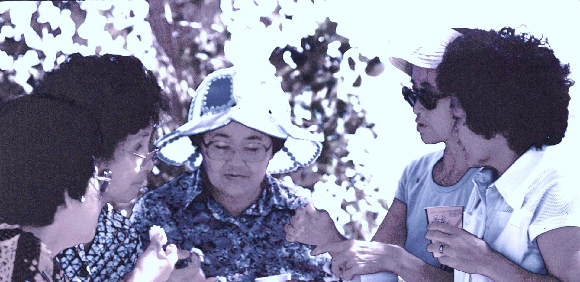 Itaya family reunion  (ca. 1979)