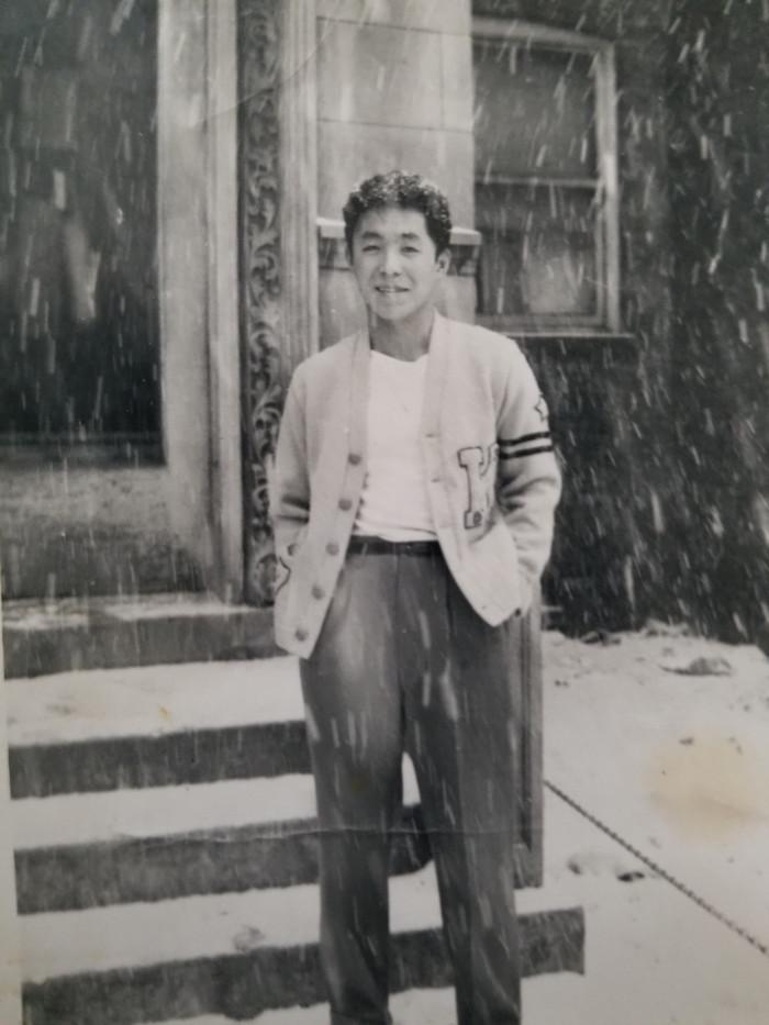 Sam Adachi - Chicago (ca. 1953)