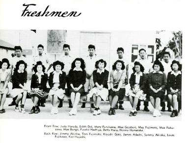 James High School Yearbook (ca. 1945)