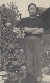 Mumeno Adachi (ca 1949-1950)
