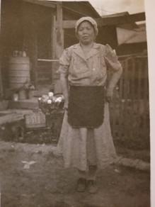Mumeno - Gila Japanese Amercan Internment Camp (ca 1944-45)