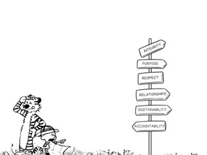 The Virtues of Calvin & Hobbes