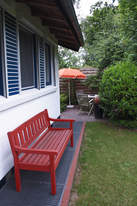 Garten | Ferienhaus Tietjen Worpswede