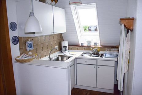 Küche | Ferienhaus Tietjen Worpswede
