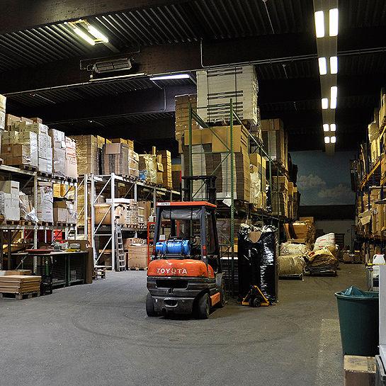 Jos-Postenmarkt Lager