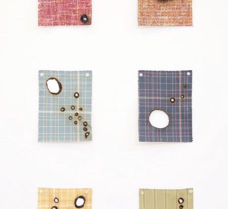 10 Samples...2009 (exhibition shot)