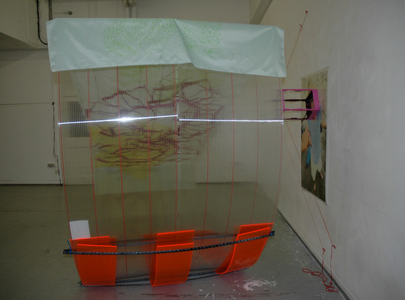 Arced, bent and bowed 2010
