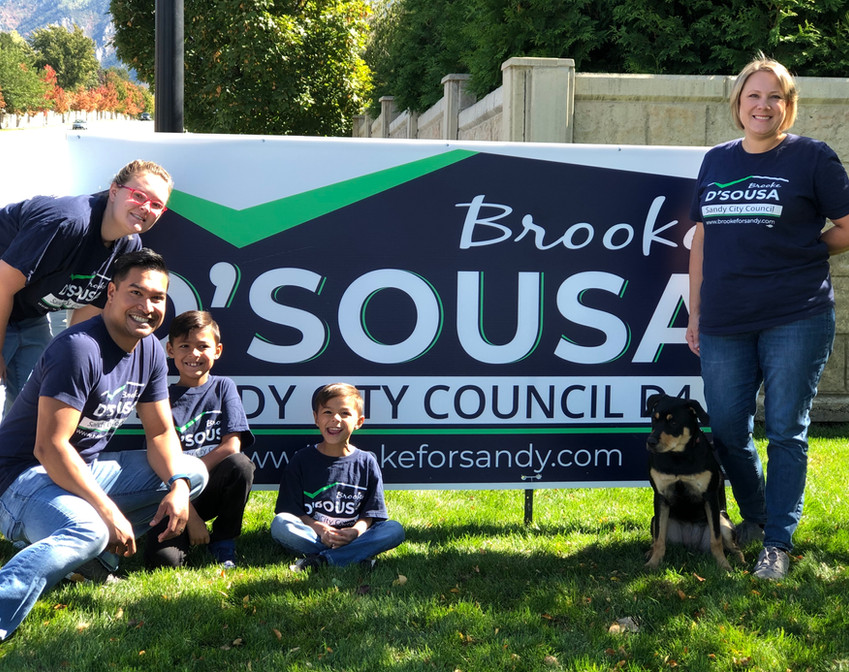 Brooke for Sandy City Council