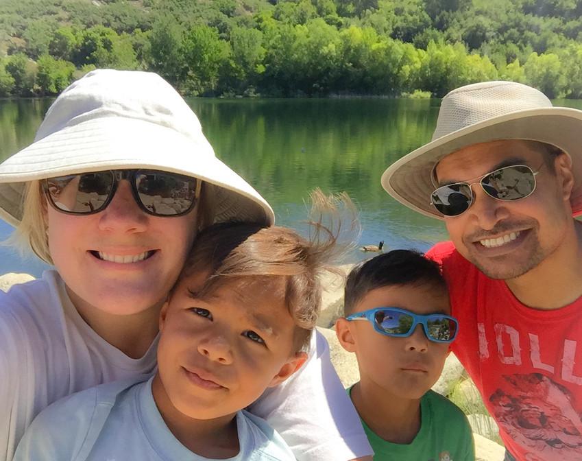 D'Sousa Family Hike