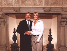 Meeting Lou Holtz