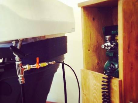 炭酸泉設置