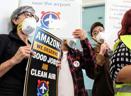 San Bernardino residents sue to block controversial airport expansion