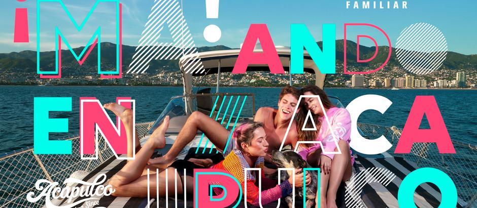 Con esta extraña campaña Acapulco quiere que regreses a sus playas