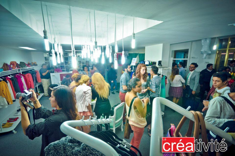 Convocatoria Concept Store