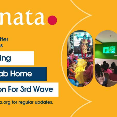 Purnata weekly Updates - Sep 2021