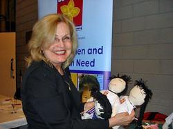 Dot at Scotland Convention2007.jpg
