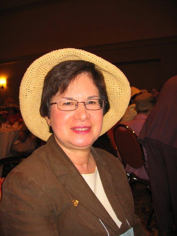 Spring conference April 2006 Toni Aiello.jpg