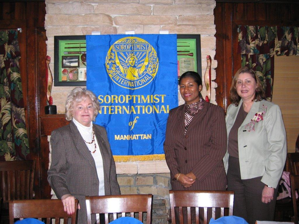 Domestic Violence Prevention Dinner Oct. 26, 2005 Dee Carroll, Martha Smaw, Lind