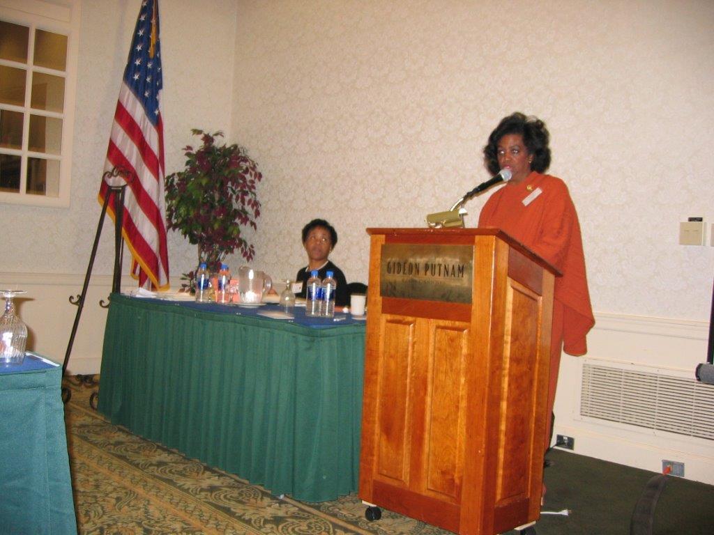 District 1 Meeting Nov. 4, 2005 Wanda Price, Lenore Scurry (1).jpg