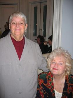 Pre District 1 Meeting Event  10-24-08 Joanne Stevenson, Dee Carroll (1).jpg