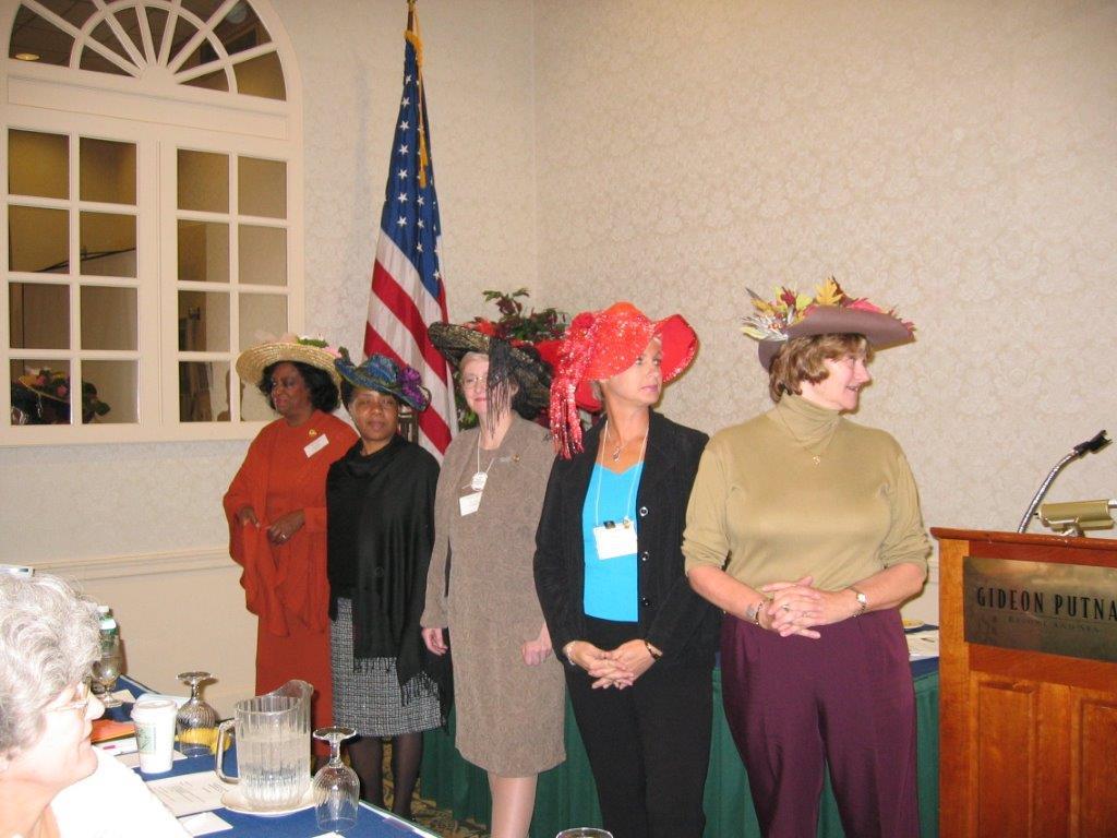 District 1 Meeting Nov. 4, 2005 Lenore Scurry, Wanda Price, et al (1).jpg