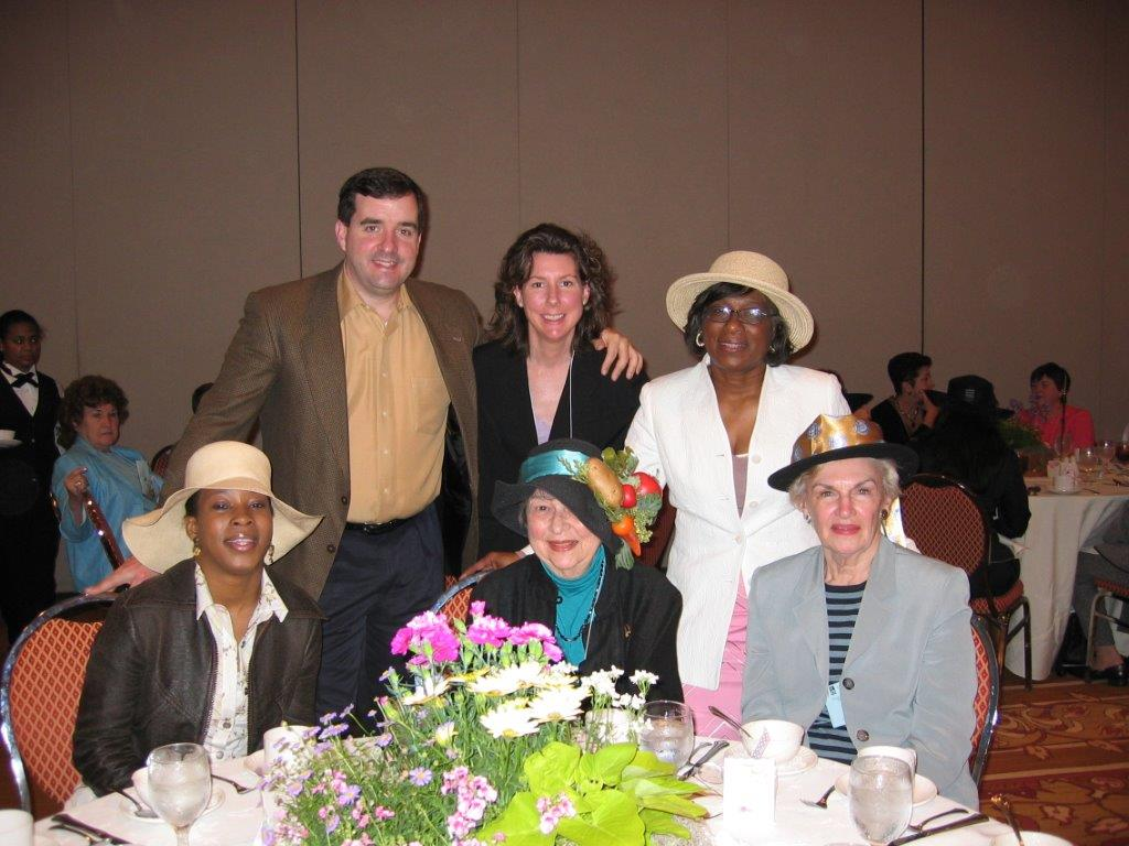 Spring conference April 2006 SINY club members.jpg