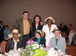 Spring conference April 2006 SINY club members.jpg