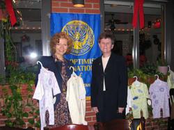 Holiday Party December 13,2006 Barbara Costigan, Sr. Teresa.jpg