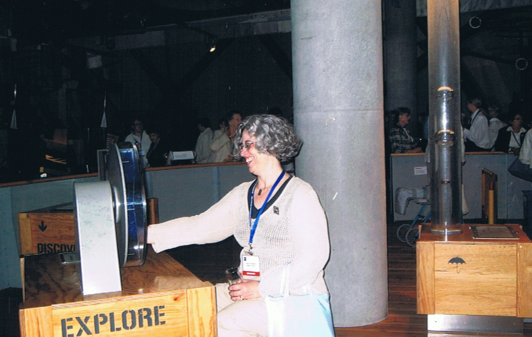 Barbara Thompson NAR Governor 2007.jpg