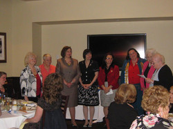 Community Service Awards     June 10, 2009      Dee, Joanne, Linda, Eileen, Char