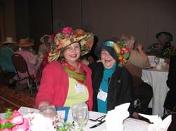 Spring conference April 2006 Linda Dianto, Barbara Hackney from SINY.jpg