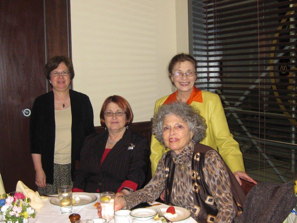 Community Service Awards     June 10, 2009      Toni Aiello, Bette Levy, Mildred
