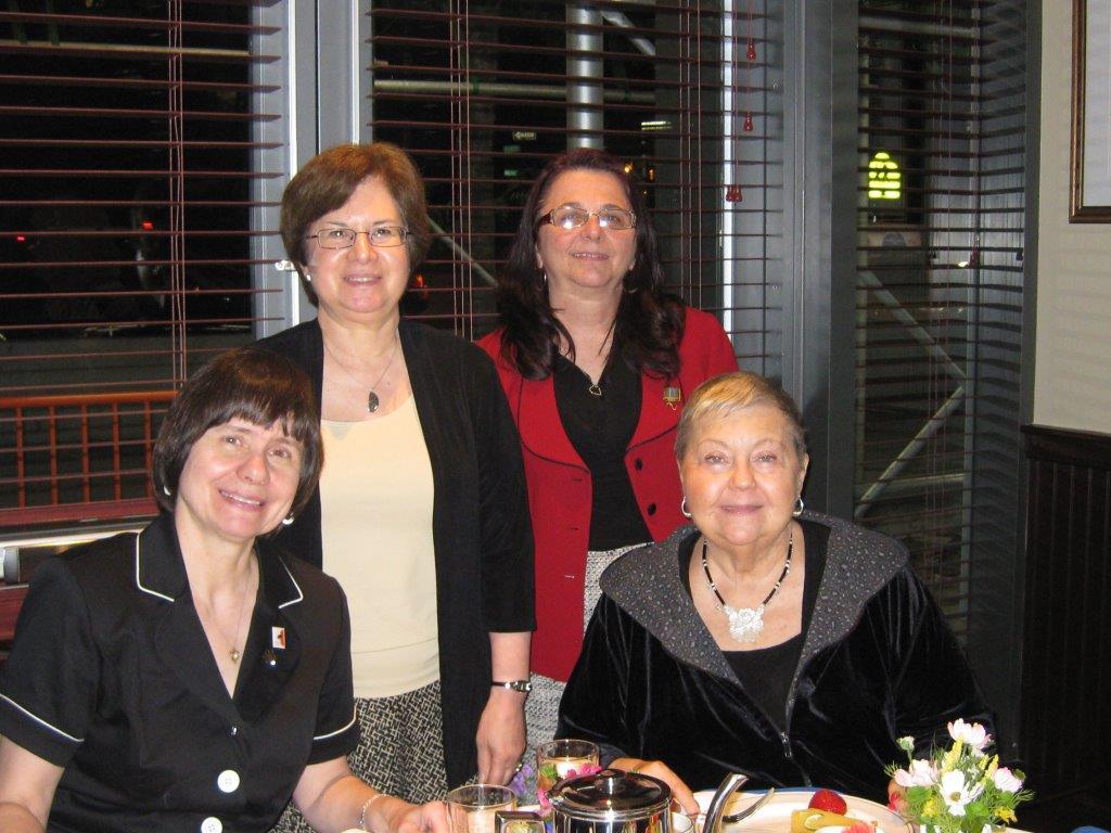 Community Service Awards     June 10, 2009      Eileen Jackson, Toni Aiello, Cha