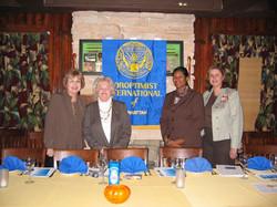 Domestic Violence Prevention Dinner Oct. 26, 2005 Dot McNamara, Dee Carroll, Mar