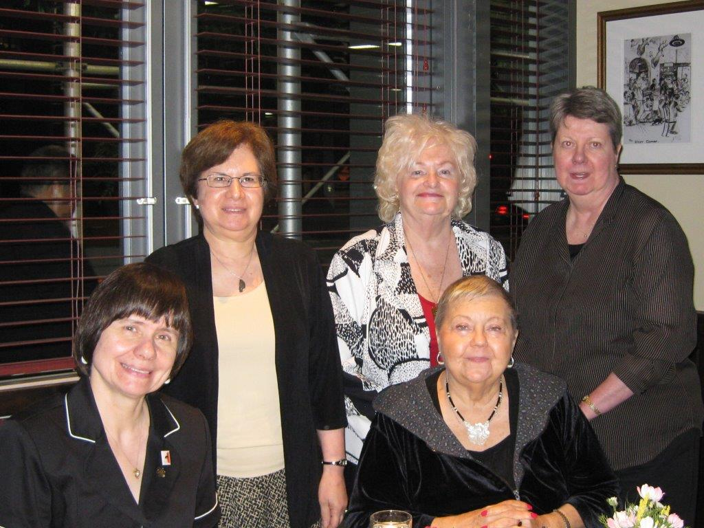 Community Service Awards     June 10, 2009      Eileen Jackson, Toni Aiello, Dee