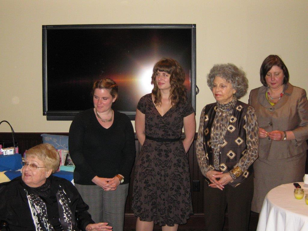 Community Service Awards     June 10, 2009      Induction of new members.jpg