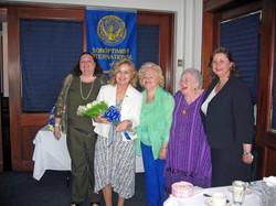 Sandy Gabin, Dot McNamara, Dee Carroll, Rena Pincus, Linda Dianto.jpg