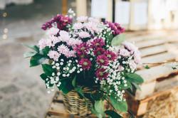 Flores & Mimbre