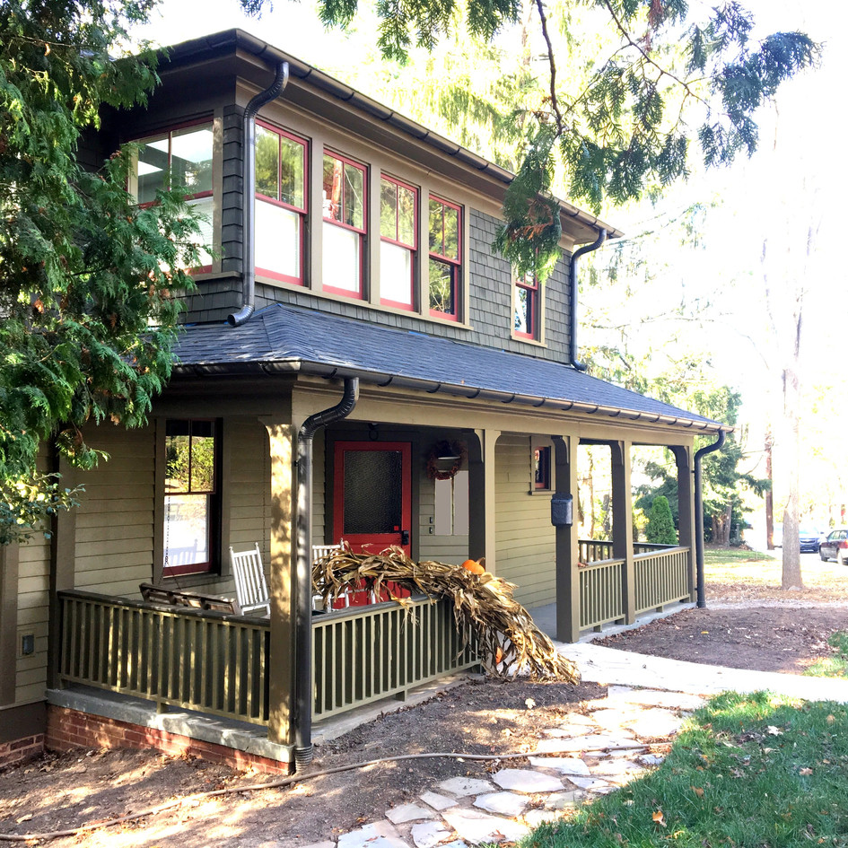 Historic Montford Renovation