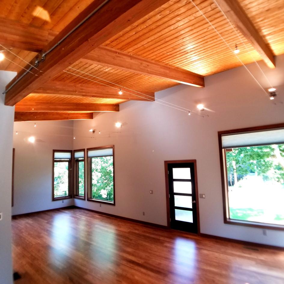 Custom East Asheville Home