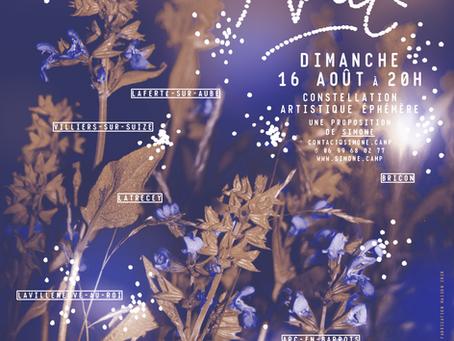 La Belle Nuit - 16 août - 7 villages/ 7 performances