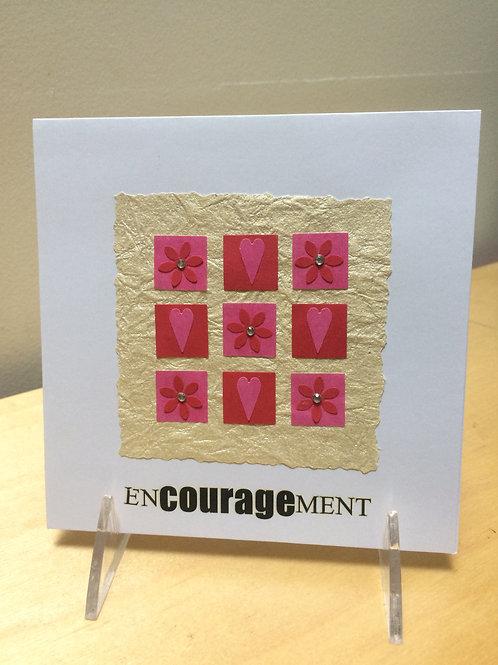 Encouragement Grid Card