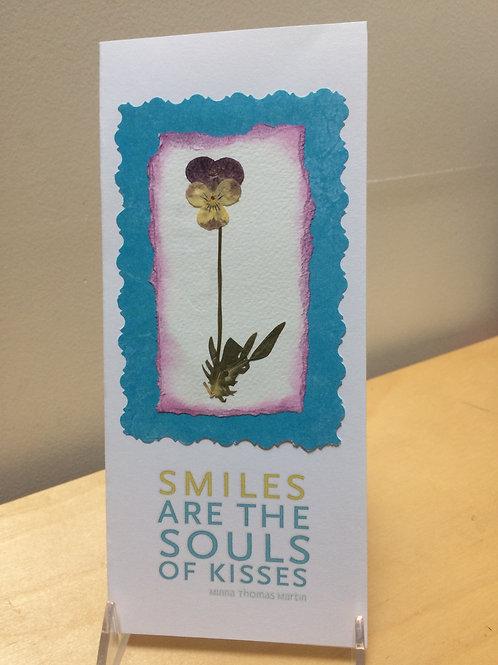 Smiles Viola Card