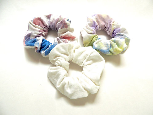 T-Shirt Scrunchie (3-Pack)