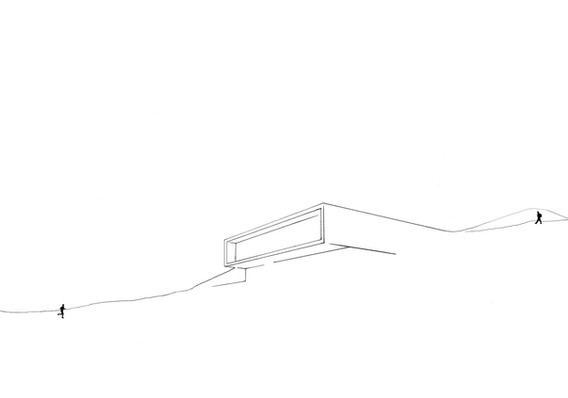 HOUSE ON A RIDGE