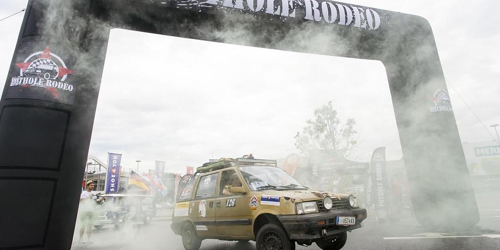 Pothole Rodeo Original #3